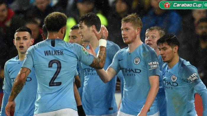 Tertinggal 4 Poin dari Liverpool, Manchester City akan Bangkit Kala Kontra Leicester City