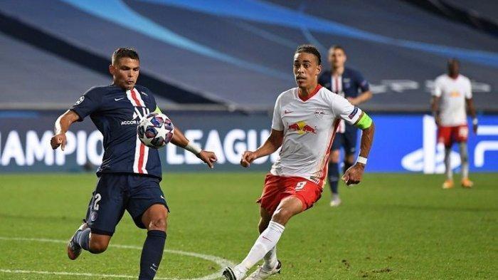 Jadwal Final Liga Champions, Thiago Silva: PSG Skuad Terkuat Dalam dan Luar Lapangan