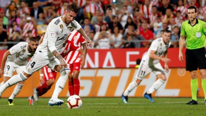 Real Madrid Vs CSKA Moskva Tanpa Sergio Ramos, Ternyata Bukan Cedera Penyebabnya
