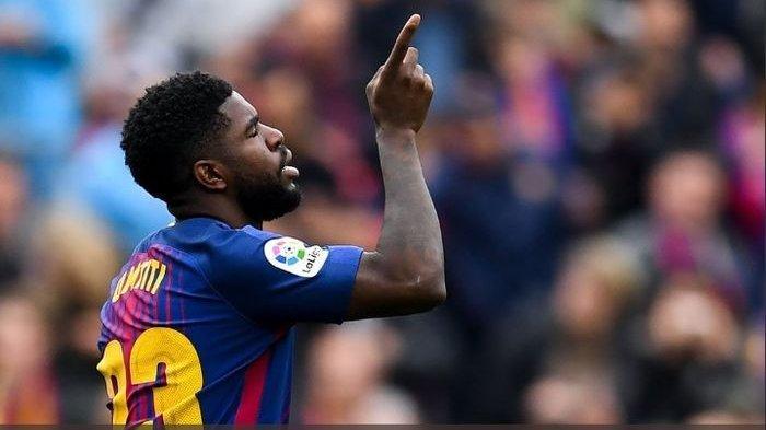 Manchester United dan Arsenal Peminat Serius, Barcelona Pun Pasang Banderol Bek Tengah Samuel Umtiti