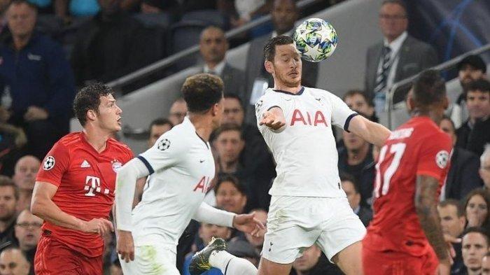 Tottenham Hotspur Ditekuk Tamunya Bayern Muenchen 2-7, Berikut Hasil Laga Liga Champions Lainnya