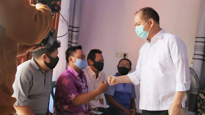 Warga Kuala Kurun Berebut Rumahnya Dijadikan Posko Kemenangan Ben-Ujang