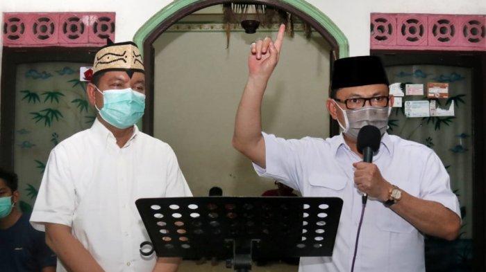 Masyarakat Maju Lega, Ben-Ujang Canangkan Pembangunan Jalan di Wilayahnya