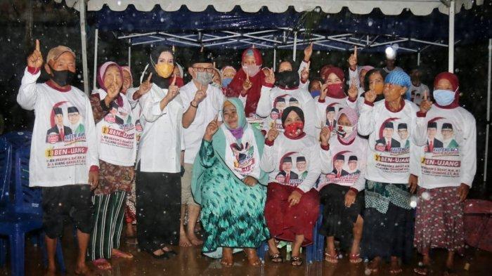 Masyarakat Lada Mandala Jaya Percaya Ben-Ujang Bawa Kesejahteraan untuk Kalteng