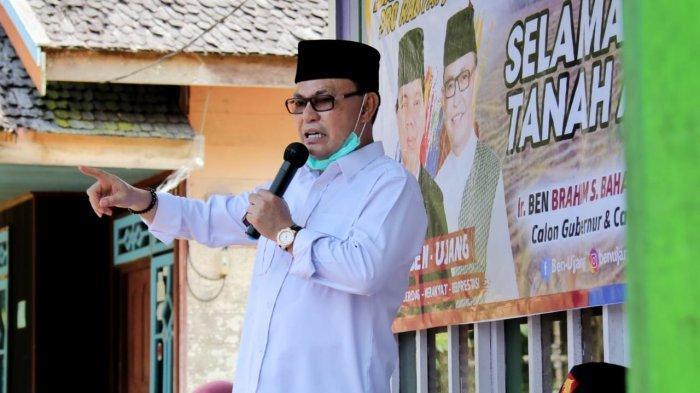 Komunitas Radio Antar Penduduk Indonesia Kalteng Bangga kepada Ben-Ujang