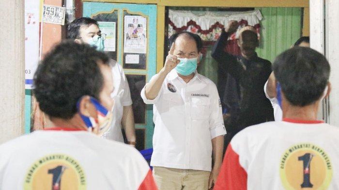 Mantan Relawan Teras Narang Merapat Dukung Ben-Ujang