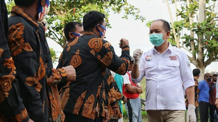 Petani Kapuas Sejahtera di Bawah Kepemimpinan Ben Bahat