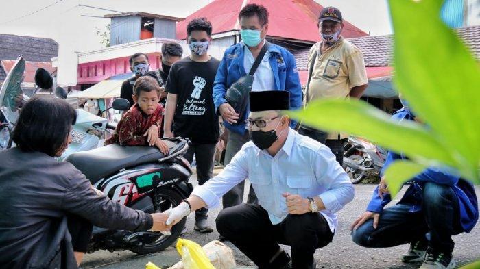 Pedagang Pasar Ipu Barito Utara: Kartu Kalteng Sejahtera ben-Ujang Membantu Kami