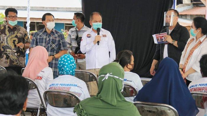 Ben-Ujang Siap Bangun Ekonomi Kerakyatan Kalteng dengan KKS