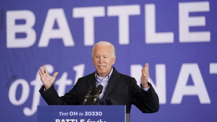 Pengamanan Paspampres Diperketat, Biden Capres dari Partai Demokrat di Ambang Kemenangan