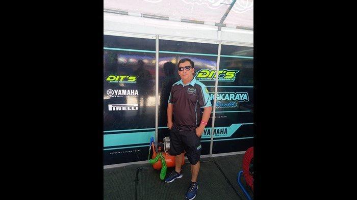 PON XX Papua Ajang Regenerasi Atlet Balap Motor IMI Kalteng