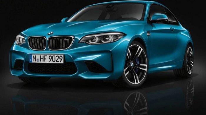 Varian Terkencang BMW M2 Diluncurkan Pekan Ini, Begini Tampilannya
