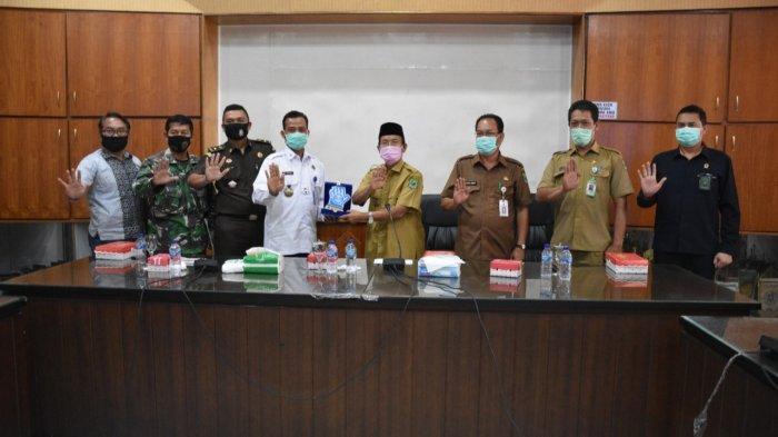 Berantas Narkoba, Pemkab Kapuas Bersinergi dengan BNNP Kalteng
