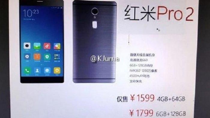 Redmi Pro 2 Batal, Mungkinkah Xiaomi X1 Ini Jadi Gantinya?