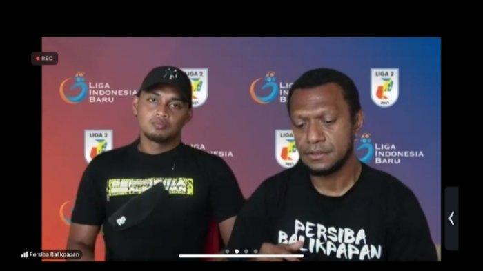 Kalah Lawan Kalteng Putra FC, Persiba Balikpapan Bermain Lepas Hadapi PSBS Biak