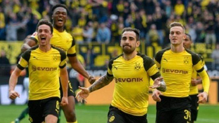 Menang Telak 4-0, Borussia Dortmund Tempel ketat Bayern Muenchen di Puncak Klasemen Liga Jerman