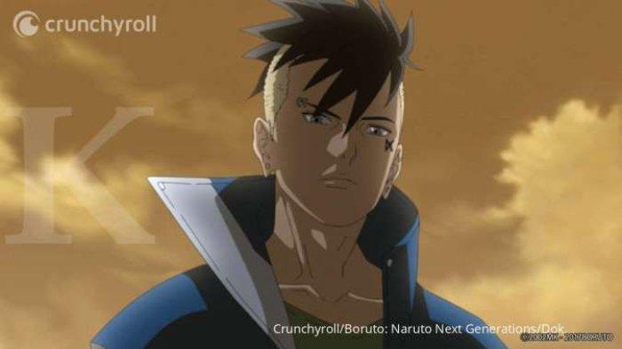 LINK Nonton Anime Boruto 218 Sub Indo Anoboy, Isshiki Peluk Kawaki Sebelum Tewas