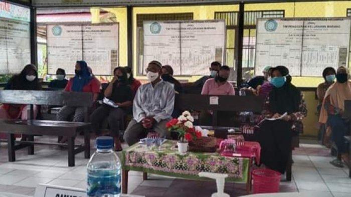 10 Pelaku UMKM Kelurahan Marang Palangkaraya Dapat Jaminan Sosial BPJS Ketenagakerjaan