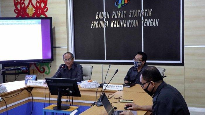 BPS Kalteng Beberkan Angka Pengangguran Terbuka Alami Penurunan 0,33 Persen