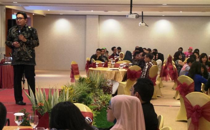 BRI Gelar Gathering Bersama Nasabah