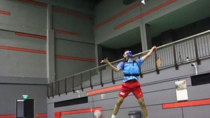 Atlet Muhammad Sultan Ditolak Ikut Tanding di PON XX Papua Ini Penjelasan Pengprov PBSI Kalteng