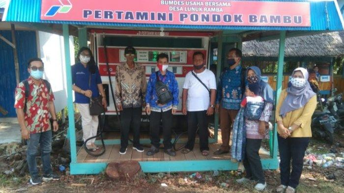Penyumbang Terbesar PAD, BUMDes Usaha Bersama Kapuas Terbaik Ketiga di Kalimantan Tengah