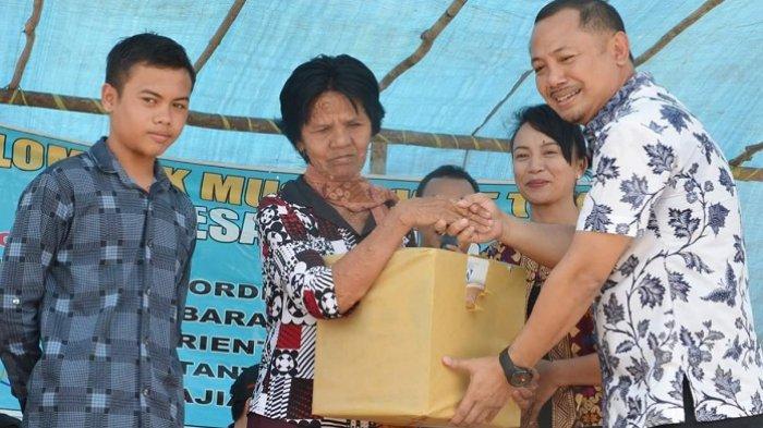 Bupati Eddy Raya Janji Bangun Infrastruktur Desa Bundar