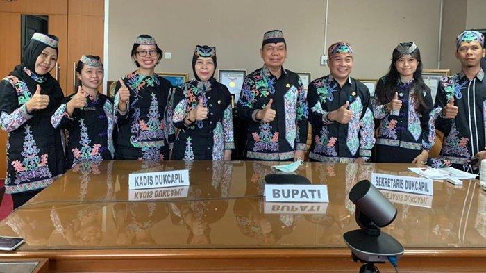 KIPP 2020, Inovasi SIMPUN Disdukcapil Kapuas Masuk TOP 45