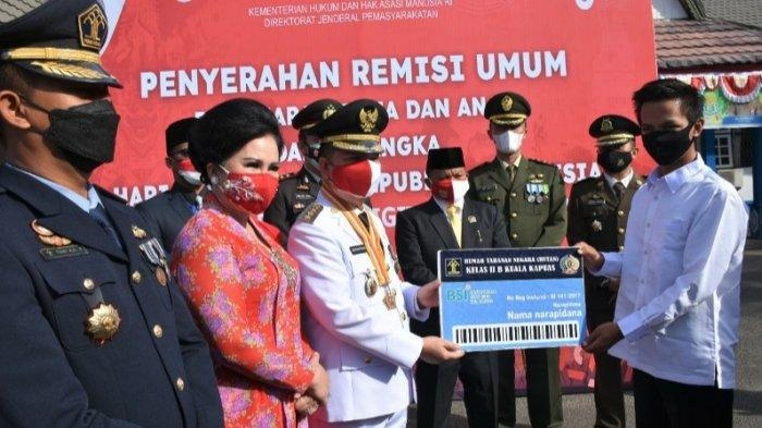 BSI Kerja Sama Rutan Kualakapuas Kalteng Cetak Kartu Belanja Digital untuk Warga Binaan