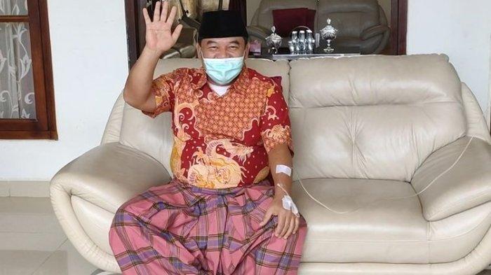 Bupati Ogan Ilir Positif Virus Corona, Ilyas Panji: Saya Sudah Merasa Suatu Saat Saya Kena Covid-19