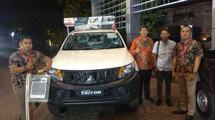 Apresiasi Konsumen, Barito Berlian Motor Gelar Light Commercial Vehicle Party