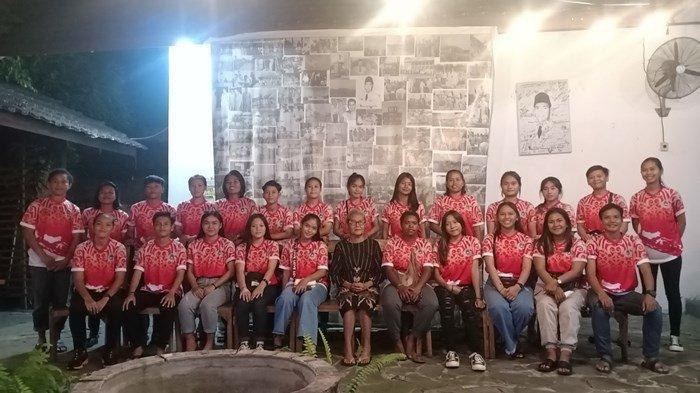 Tim Sepak Bola Putri Kalimantan Tengah Siap Persembahkan Medali di PON XX Papua