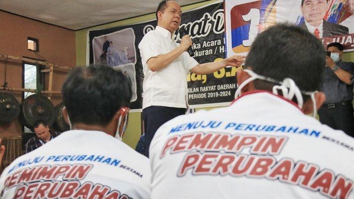 Masyarakat Pondok Damar Terpikat dengan Program Kartu Kalteng Sejahtera Ben-Ujang