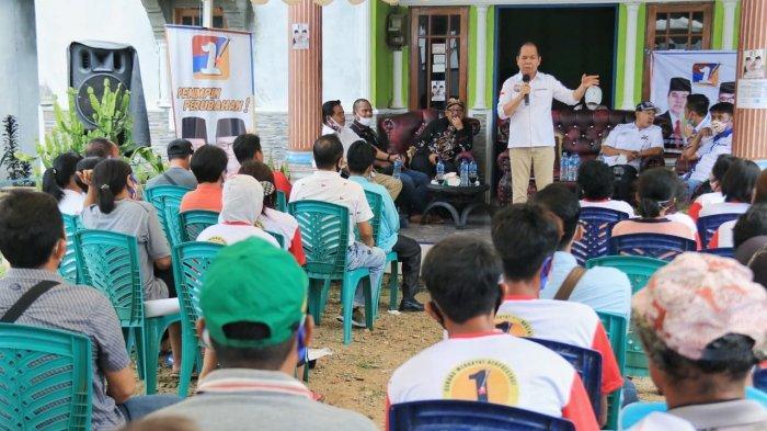 Komunitas Banteng Nusantara Satu Arahan Dukung Ben-Ujang