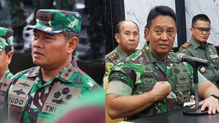 Bursa Calon Panglima TNI, Siapa Lebih Kuat Jenderal Andika Perkasa atau Laksamana Yudo Margono?
