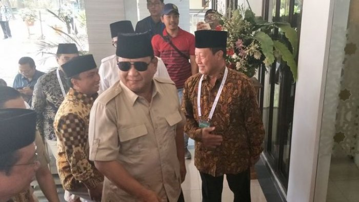 Ini Bantahan TNI AU Soal Kabar Pesawat Prabowo Diadang Pesawat Tempur Sukhoi