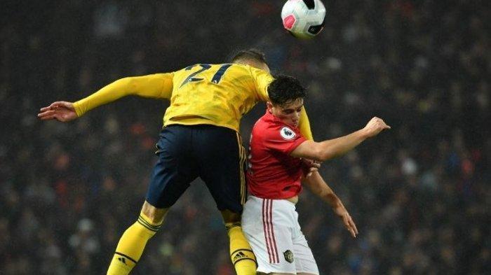 JADWAL Liga Inggris, Link Live Streaming Malam Ini Man City Vs Everton & Arsenal Vs Man United