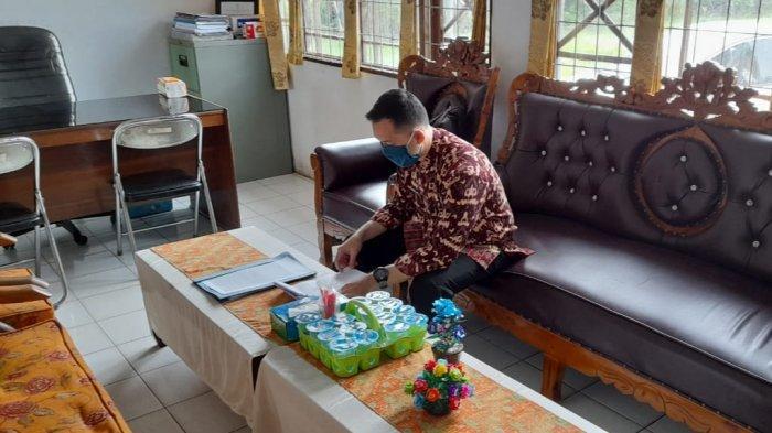 Soal PPKM, Camat Kapuas Timur Ingatkan ke Kades: Resepsi Pernikahan Tidak Diperbolehkan!