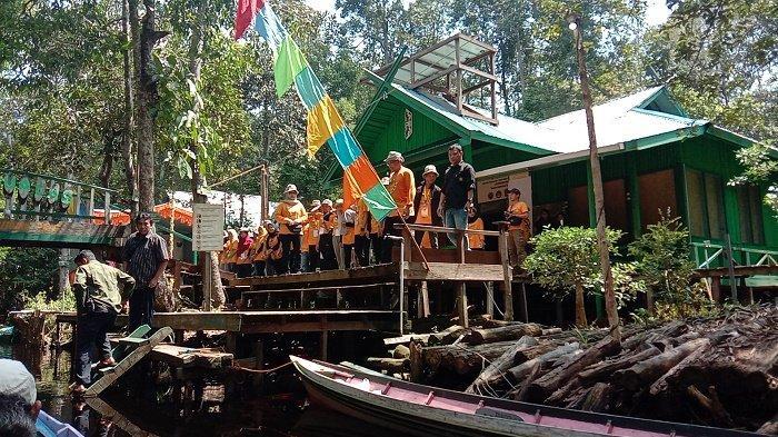 Susuri Sungai Sambil Menikmati Objek Wisata dan Hutan Konservasi Taman Nasional Sebangau