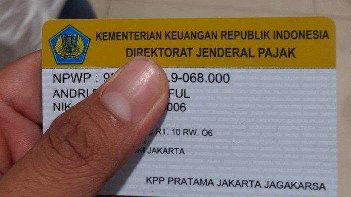 Tata Cara Daftar NPWP Online, Login ereg.pajak.go.id