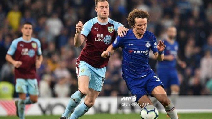 Liga Inggris - Di Kandang, Chelsea Hanya Bermain Imbang 2-2 Kontra Burnley