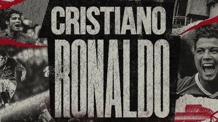 Bukan Gosip Lagi, Cristiano Ronaldo Resmi Tinggalkan Juventus Gabung Manchester United