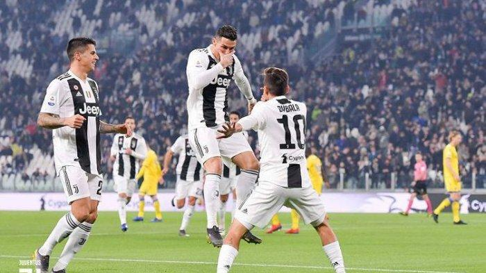 16 Besar Liga Champions - Atletico Madrid Vs Juventus, Duel Cristiano Ronaldo dengan Alvaro Morata