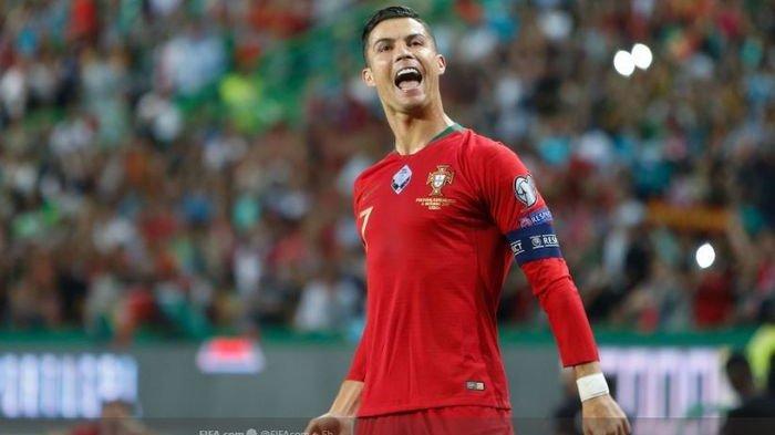 Cristiano Ronaldo Main Laga Uji Coba EURO 2020 Portugal vs Israel Malam Ini Live Streaming Mola TV
