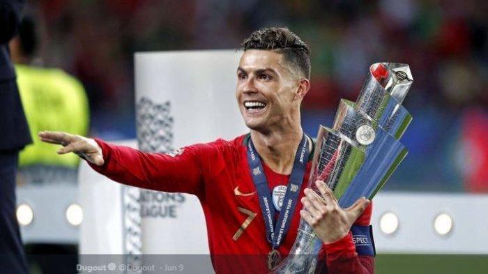 Ini Peringkat 7 Atlet Terpopuler di Media Sosial, Mulai Cristiano Ronaldo Hingga Paulo Dybala