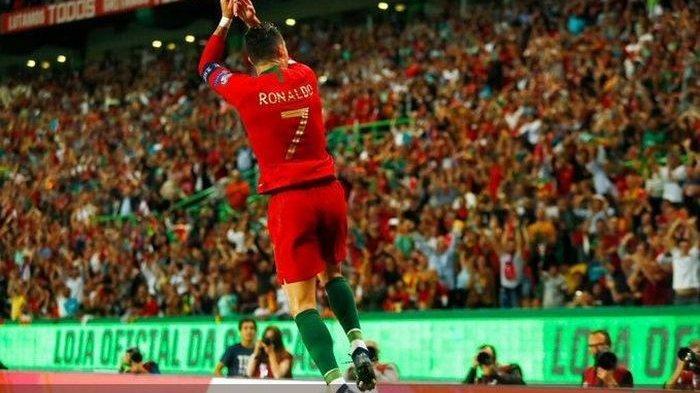 Prancis Menang, Inggris Kalah dan Gol Cristiano Ronaldo untuk Portugal, Hasil Kualifikasi Euro 2020