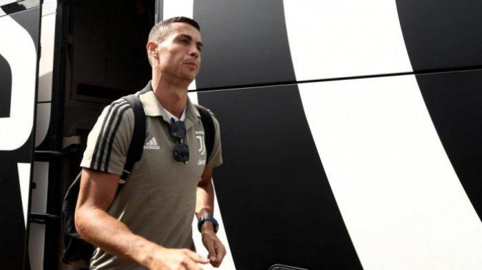 Ini Daftar 12 Pemain Bergaji Tertinggi di Liga Italia 2018-2019, Cristiano Ronaldo 31 Juta Euro!