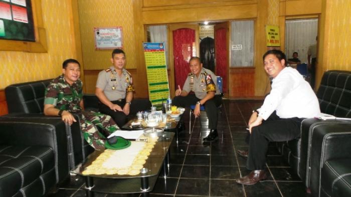 Koordinasi Pengamanan Nyoblosan Pemilu