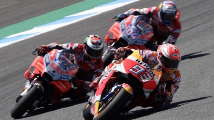 Live Streaming Kualifikasi MotoGP San Marino 2018 Italia Marino Malam Ini Saksikan Pukul 19.10 WIB