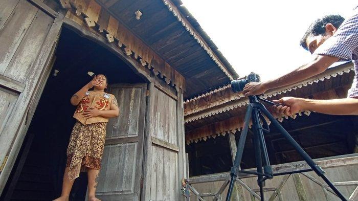 Daniel Nuhan Berharap Tribunkalteng.com Angkat Budaya Dayak Melalui Berita